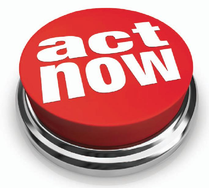 act-now button