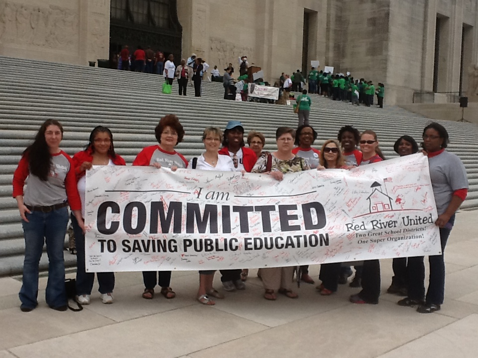 Committed to reclaiming the promise of public education